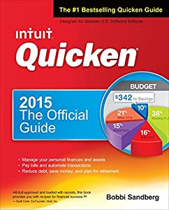 Quicken 2015 The Official Guide by McGraw-Hill Education