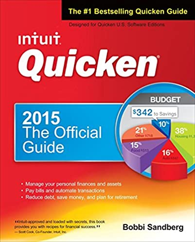 amazon com quicken 2015 the official guide for windows rh amazon com Quicken Premier 2014 quicken 2014 user guide