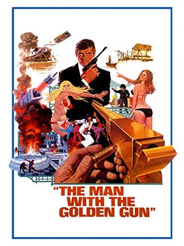 The Man with the Golden Gun (4K UHD) (The Man With The Golden Gun Scaramanga)