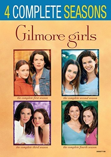 Gilmore Girls: The Complete Seasons 1-4 (4-Pack) (Gilmore Girls Dvd)