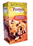 Nature Valley Protein Bars, Peanut Butter Dark Chocolate, 24 Count from Nature Valley