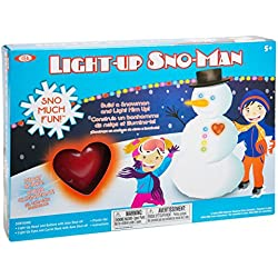 Ideal Sno Toys Light Up Sno-Man