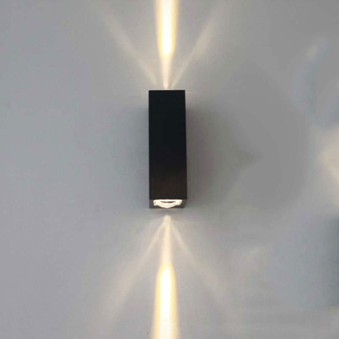 comodamente MAGAI Applique da Parete a LED LED LED Applique da Parete per Esterni Applique da Parete per Interni da Esterno (Colore   Warm bianca)  presentando tutte le ultime tendenze della moda