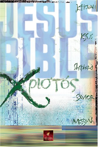 The Jesus Bible: NLT1 by Tyndale House Publishers