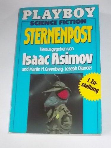 Isaac Asimov/Greenberg/Olander (Hrsg.) - Sternenpost. 1. Zustellung