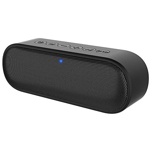 Kunodi Portable Bluetooth Speaker V5.0,IPX7 Outdoor Waterproof Bluetooth Speaker with 14W HD Sound, Exceptional Bass + Mode,Built in Mic,20H Playtime Wireless Speaker for Pool,Beach,Party,BBQ