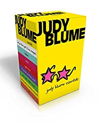 Judy Blume Essentials: Are You There God? It's Me, Margaret; Blubber; Deenie; Iggie's House; It's Not the End of the World; Then Again, Maybe I Won't; Starring Sally J. Freedman as Herself