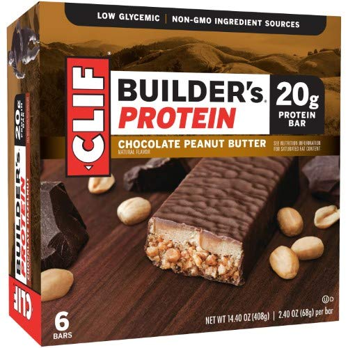 Clif Protein Bar (Pack of 8)