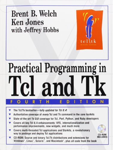 Practical Programming in Tcl and Tk (4th Edition)