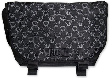 Great Eastern Entertainment Bleach Shinigami Pattern Messenger Bag