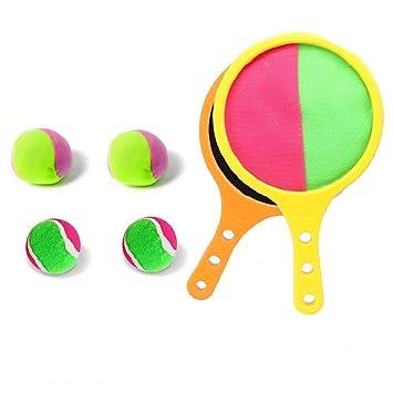 Juego de atrapar y lanzar, Juego de béisbol de Tenis de Playa para ...