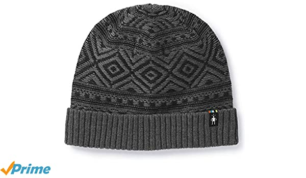 43ea41c9a87 SmartWool Murphy s Point Hat Medium Gray Heather 1FM at Amazon Women s  Clothing store