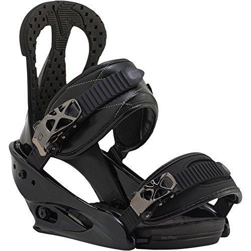 Burton Damen Snowboardbindung CITIZEN, Black, L, 10540102001