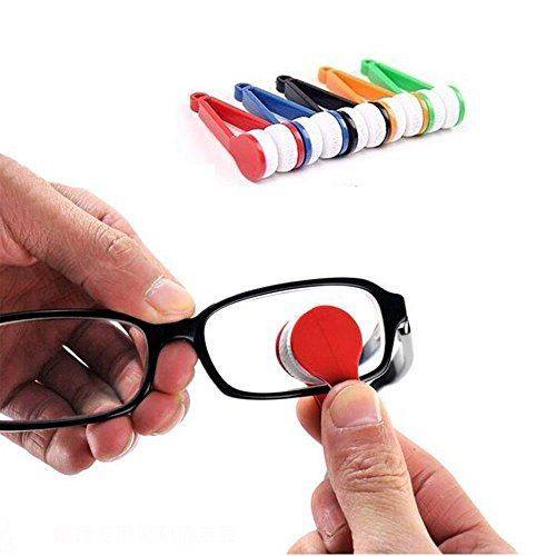 LIAN--Spectacles 3Pcs Latest Wipe Wiper Kit Cleaning Myopic Lens Cleaner - Australian Sunglasses Online