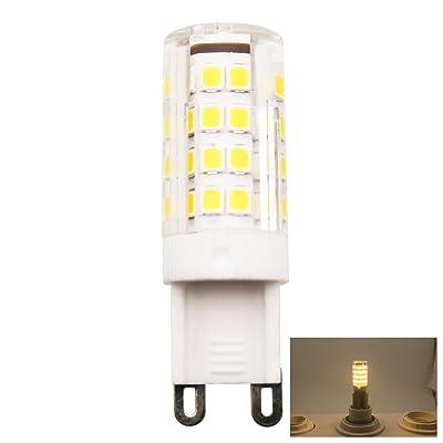 1x G9perles de lampes ampoules lED g95W 51SMD 2835LED à économie d'énergie EST équivalent à lampes à incandescence ou lampes halogènes de 5