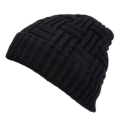3f1e746717f NUOYIGAOGE Womens Winter Knitting Beanie. Review - NUOYIGAOGE NUOYI Women s  Snow Ski Hat Winter Knitting Wool Warm Hat Daily Beanie Skull Cap