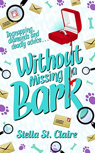 Without Missing a Bark (Happy Tails Dog Walking Mysteries Book 6)