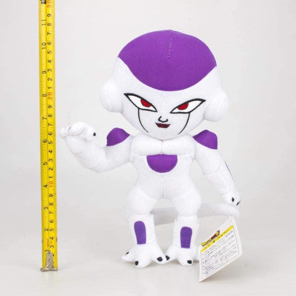 ZYBZGZ 30CM Super Saiyan Dragon Ball Z Cellule végéta poupée modèle Cosplay Son Goku Peluche Dessin animé Cadeau jouets Pour Les Enfants-2-3