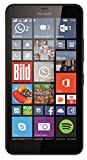 Microsoft Lumia 640 XL 8GB Quad-Core Windows 8.1 Single Sim Smartphone (GSM Unlocked) - Blue