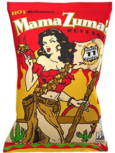 - Route 11 various Potato Chips (Mama Zuma's Revenge, 2oz (6 ct))