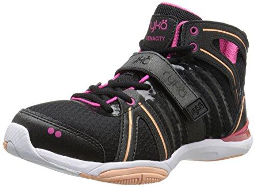 Black Cross Ryka Pink Nectar Peach Trainer Tenacity Women's Shoe OqX1xA