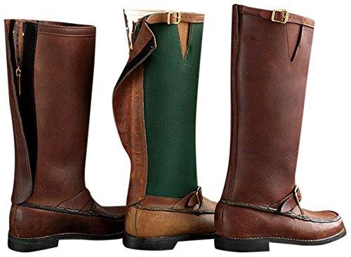 Gokey Snakeproof Light Cordura Boots / Light Cordura Zip-back Boots, 9, Width: D Width