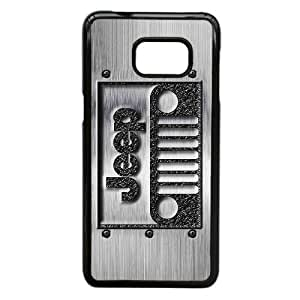 Samsung Galaxy Note 5 Edge Cases Cell Phone Case Cover Jeep Car Logo A5A5727565