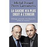 FRANCE N'A PLUS LE DROIT À L'ERREUR (LA)