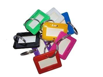 8 x Llavero carteles maletín surtidos auswechselbares ...