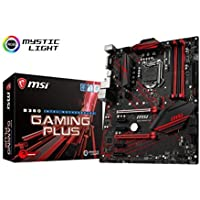Intel B360 Gaming Plus Carte mère MSI LGA1151 ATX