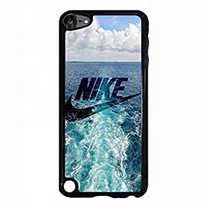 Just Do It Nike Logo iPod Touch 5th Funda Cover Transparent Hard Plastic Funda Cover