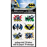 Batman Tattoos, 24ct