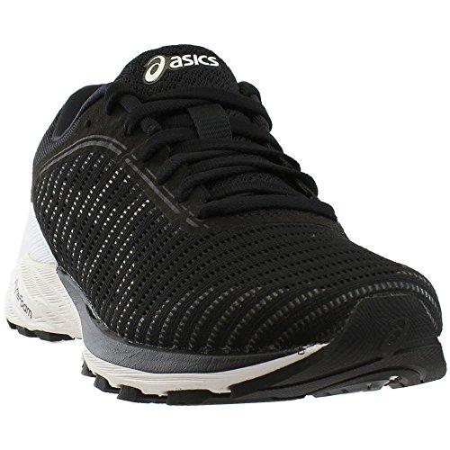 White Running Dynaflyte Women's T7D5N ASICS Shoes 9001Black 2 wx1Opt0