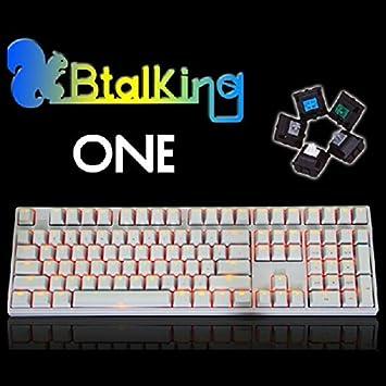 Cereza MX gris lineal kbtalking un teclado mecánico ...