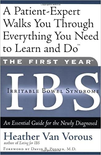 The First Year: IBS For the Newly Diagnosed