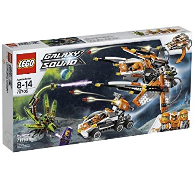LEGO Space Bug Obliterator 70705: Toys & Games