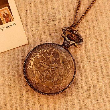 Amazon.com: Ancient Rome Compass Pattern Quartz Analog Vintage Antique Map Pocket Watches Clock Mens 78cm Chain Steampunk: Health & Personal Care