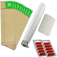 Spares2go - Kit de Servicio Compatible con aspiradoras