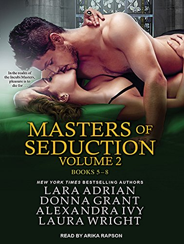 Masters of Seduction: Books 5-8 (Volume 2) ebook
