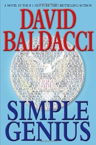 book cover of Simple Genius