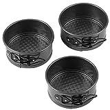 Wilton 2105-2174 Mini Springform Pan, Set of 3