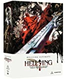 Hellsing Ultimate: Volumes 5-8 Collection (Blu-ray/DVD Combo) by Funimation by Tallesin Jaffe