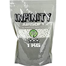 Valken Tactical BBs Infinity 0.25g Bio 1 kg, White