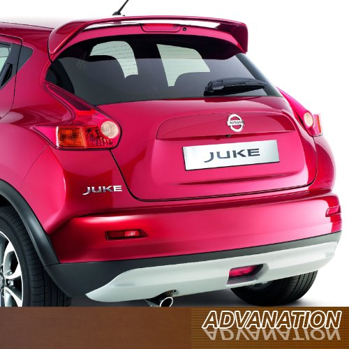 Para Nissan Juke 11y hasta ABS tronco Alerón trasero Spoiler Primer, sin pintar