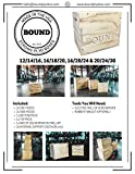 (16/18/20 Fully Assembled) Bound Plyo Box 3-in-1