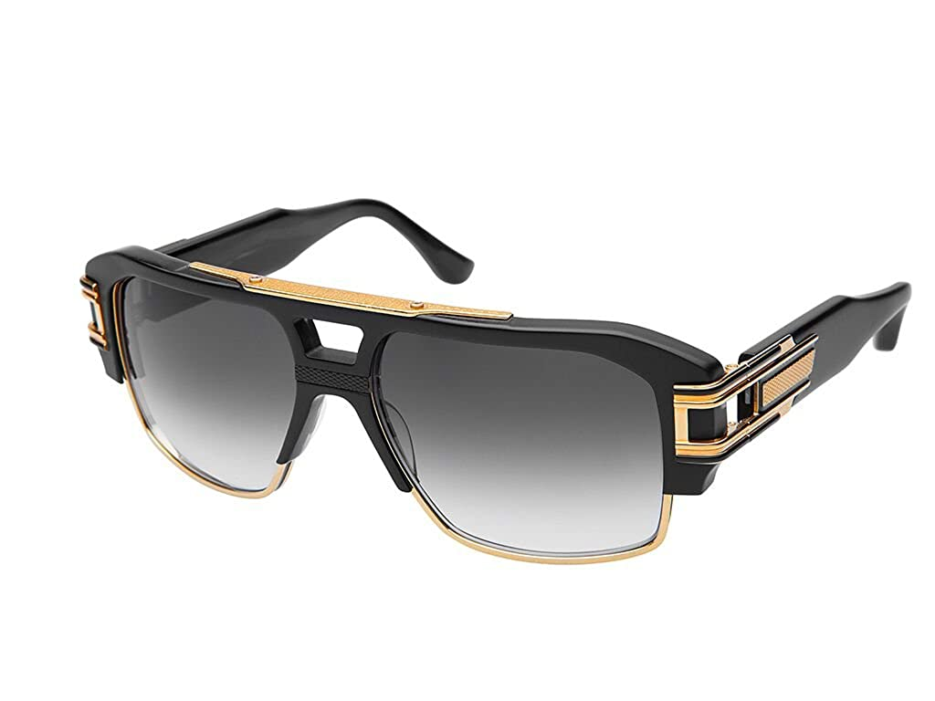 649f5c2e935 Amazon.com  Dita Grandmaster Four DRX-2060-A-BLK-GLD-58 Sunglasses  Clothing