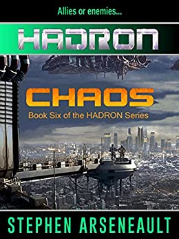 HADRON Chaos by [Arseneault, Stephen]