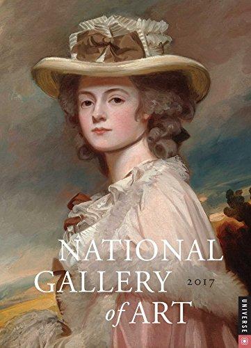 National Gallery of Art 2017 Engagement Calendar