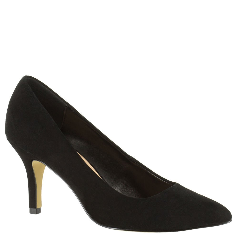 Bella Vita Women's B(M) Define Dress Pump B01JGXKEPM 9.5 B(M) Women's US|Black Suede 058d83