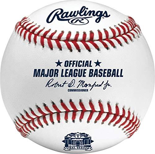Rawlings Texas Rangers Final Season 1994-2019 GLP Stadium MLB Baseball - Boxed